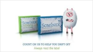 Sominex enframe