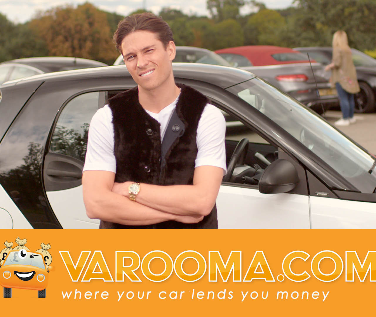Joey Essex Varooma TV Advert