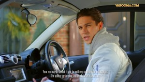 Celebrity endorsement by Joey Essex