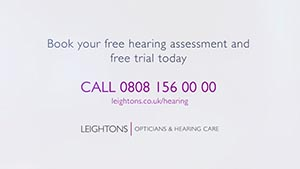 Leightons direct response advert