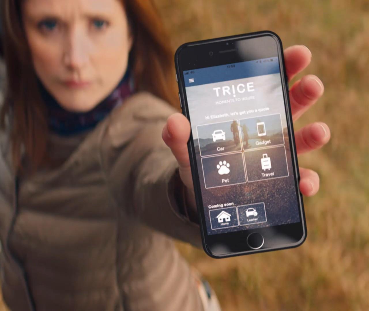 Trice Insurance TV Advert