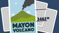 mayon volcano explainer animation