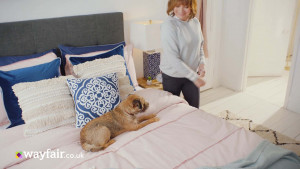 lorraine kelly advert wayfair