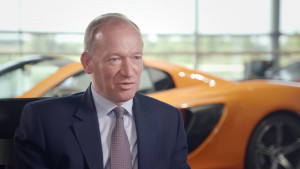 promotional video production for mclaren