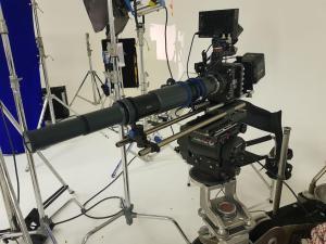 boroscope film camera lens